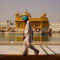 Amritsar : de l'or et des paillettes