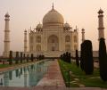 Des forts, des palais, de la lumière et du Taj Mahal